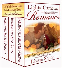 Lights, Camera, Romance - Reality Romance, Books 1-3
