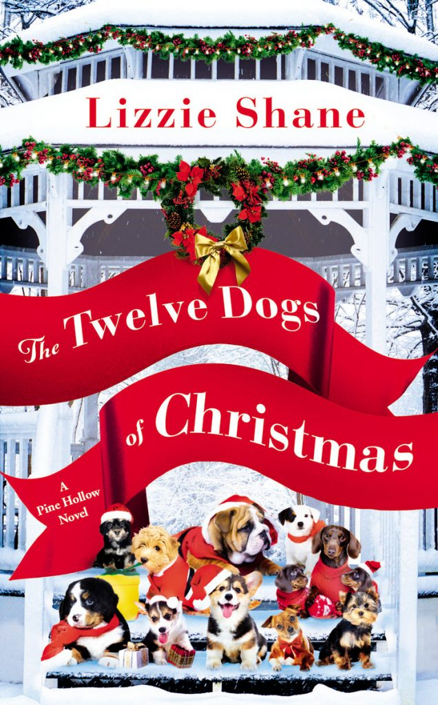 The Twelve Dogs of Christmas Cover