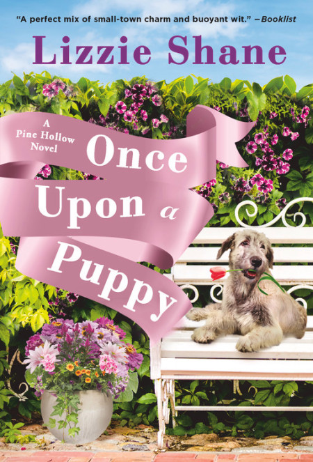 Once Upon a Puppy Cover